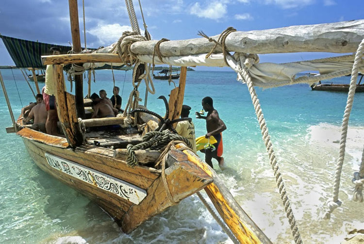 Zanzibar, Tanzania, Africa - Isole Più Belle Del Mondo
