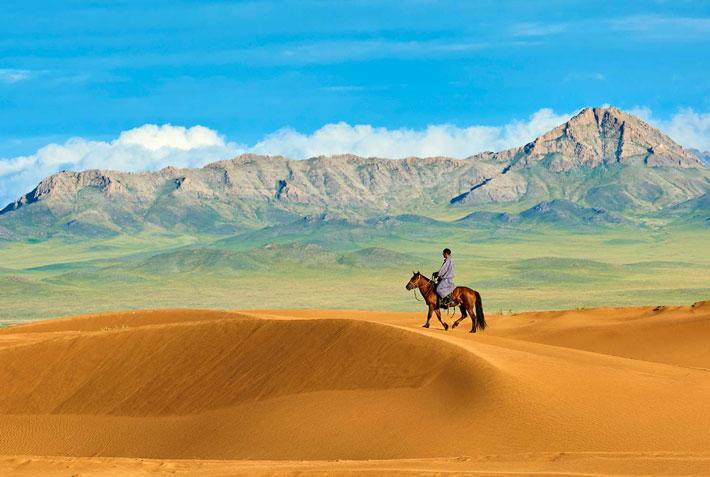 Zavhan, Mongolia - Luoghi Più Remoti Ed Estremi Del Mondo